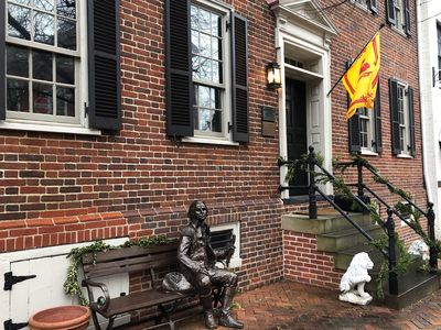 Photo for Duvall House - George Washington ate here! In the heart of Old Town Alexandria.