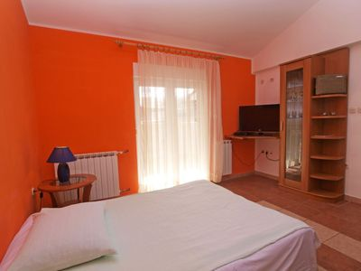 Photo for Apartment 166 m from the center of Vodice with Parking, Internet, Air conditioning, Pool (643150)