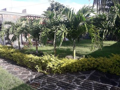 Photo for Villa Rocksand 5 mn from Ocean in quiet area with green garden