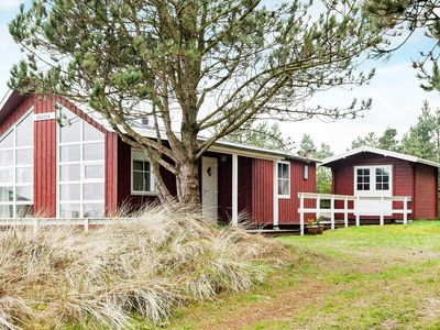 Photo for Beautiful Holiday Home in Romo Jutland with Sea View