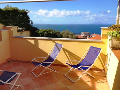 Photo for Vacation home Sirignano in Massa Lubrense - 4 persons, 1 bedrooms