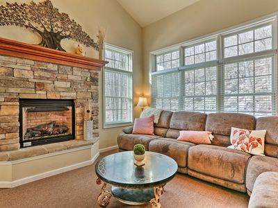 Photo for NEW-Family Townhome-Walk to Big Boulder Lake & Mtn