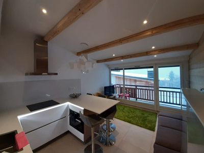 Photo for Superb and spacious T2 of 40m² on the 2nd floor of Chalet Milady #X9