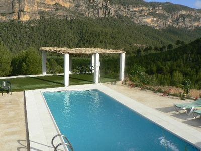 Photo for Self catering El Portillo río Segura for 4 people