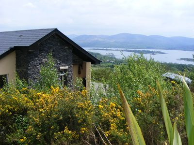 Photo for Charming Two Bedroom Cottage with Magnificent Sea View Just 10 mins from Kenmare