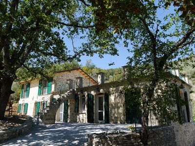 Photo for Top Rustico on 16480 square meters, secluded location 5 min.  for bakers 15 min. to the beach