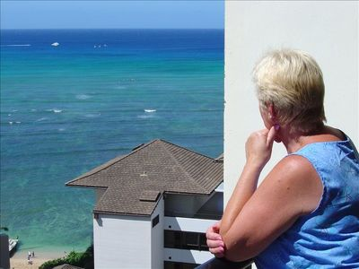 Photo for 100 Steps to the Sand, Partial Ocean View, Free WIFi & Parking
