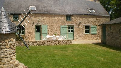 Photo for Fully renovated country house.