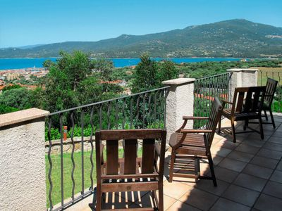 Photo for 5 bedroom Villa, sleeps 10 in Propriano with Pool, Air Con and WiFi
