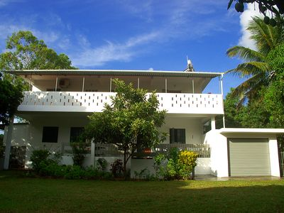 Photo for Cheap Apartment Grand Baie Mauritius Furnished with love from the artist
