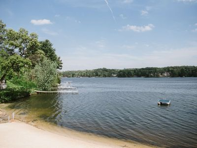 Photo for Lakeside relaxation just minutes from every attraction in Lake Delton, Wisconsin Dells!