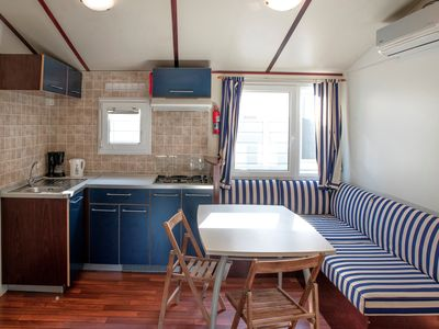 Photo for Mobilehome with air conditioning