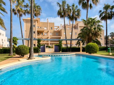 Photo for Apartment Royal Playa in Dénia - 4 persons, 2 bedrooms