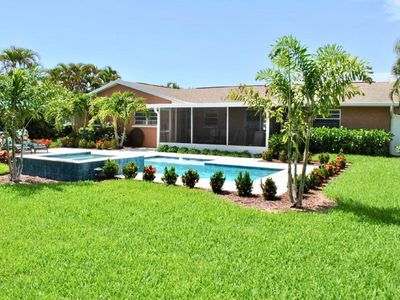 Photo for Naples Bungalow w/ Pool or Walk to the Beach