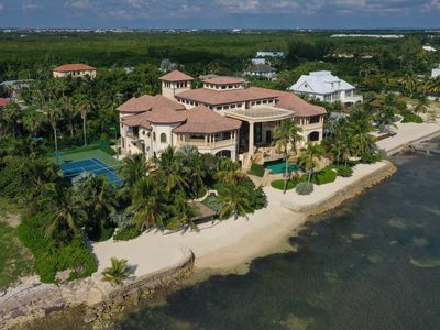 Photo for Cayman's Finest Beach Home