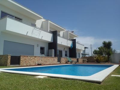 Photo for Nazare 13kms Villa with Pool 800m from the Beach