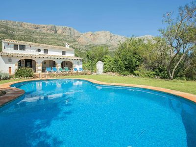 Photo for 3 bedroom Villa, sleeps 6 in Jesús Pobre with Pool and WiFi