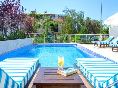 Photo for Luxury Duplex Apartment With Large Private Pool