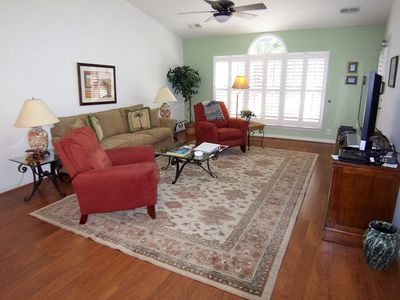 Photo for Large 1 bedroom onsite golf close to beach-pet/no pet units available