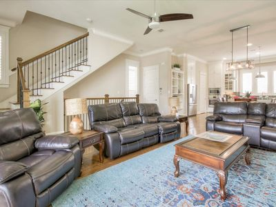 Photo for Heights Enclave 22-Luxury 3BR, 3 1/2 BA w/Elevator