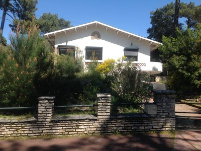 Photo for Pretty villa entirely renovated with the Abatilles, calm district of Arcachon