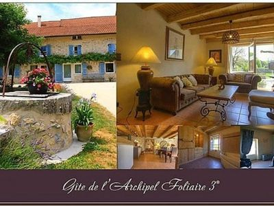 Photo for Gite Ceyzérieu, 7 bedrooms, 15 persons