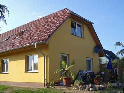 Photo for Cosy apartment on Usedom, right next to a lake