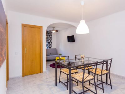 Photo for Charming 2 bedroom close to La Fira BCN