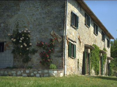 Photo for 1BR Apartment Vacation Rental in Padule, Umbria