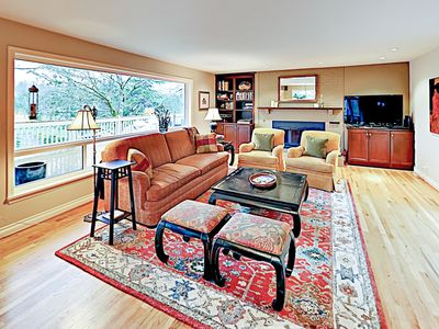 Photo for Exquisitely Maintained w/ Large Backyard - Near Seattle!