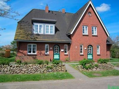 Photo for Apartment / app. for 4 guests with 70m² in Borgsum (23133)