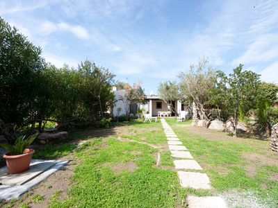 Photo for Small villa near the beach of Cala Pira ideal for holidays with children
