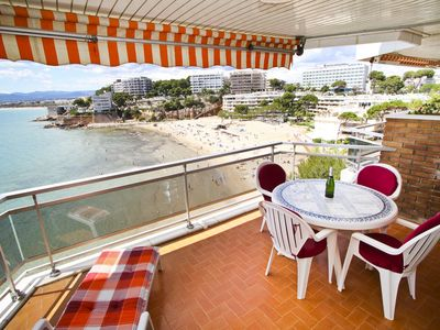 Photo for CAPELLANS Apartment with fantastic sea views