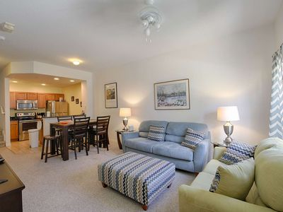 Photo for Modern Bargains - Villas at Seven Dwarfs Lane - Beautiful Relaxing 3 Beds 2 Baths Townhome - 6 Miles To Disney