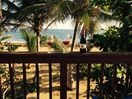 Private Deck with the most beautiful view