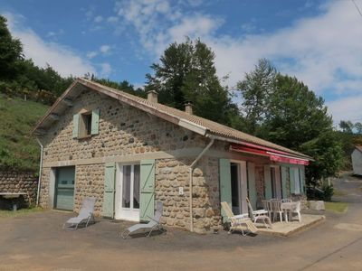 Photo for Vacation home Les Confoulines in Usclades-et-Rieutord - 6 persons, 2 bedrooms