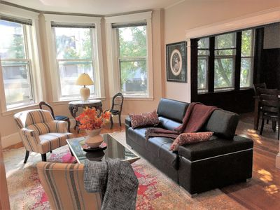 Photo for 4BR Apartment Vacation Rental in Brookline, Massachusetts