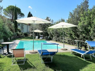 Photo for Vacation home Le Coste (SDC151) in San Donato in Collina - 6 persons, 2 bedrooms