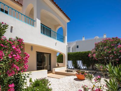 Photo for Light airy 2 Bed/2 Bath Luxury Apartment, 450M to Beach & Village