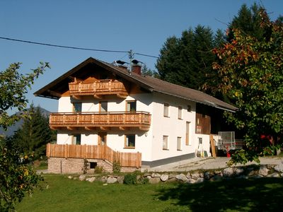 Photo for renovated cottage for 10 persons with great view on the Kufstein and Inn