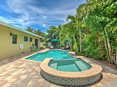 Photo for Ft Lauderdale Area Home w/Pool - 3 Miles to Beach!