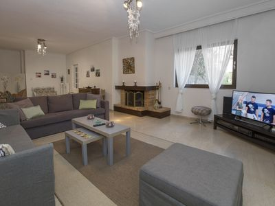 Photo for Family Holidays Apartment in Glyfada