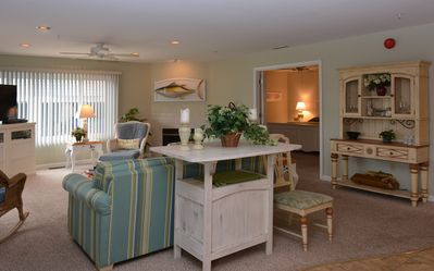 Photo for Ocean Block Dewey Beach 4BR Condo Sleeps 10 Steps to Beach Park & Walk