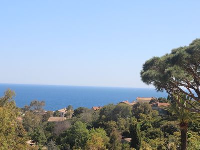 Photo for Beautiful villa 4 * Sea view Private pool Very quiet Beach 15 minutes walk