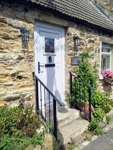 Photo for luxury one bedroom cottage in a beautiful rural village three miles from Durham