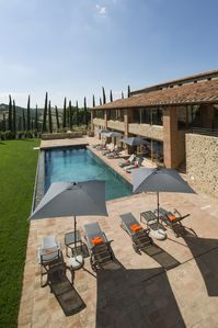 Photo for Amazing villa in Tuscany for up to 20 Large Group