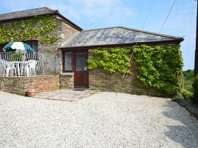 Photo for 2 bedroom Barn in Mevagissey - TFCHE