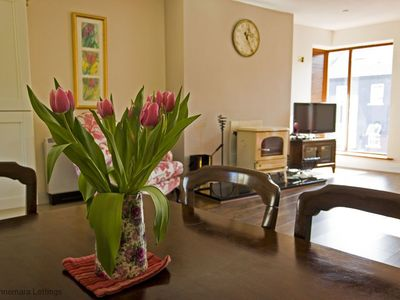 Photo for Stylish apartment in the heart of Clifden, bars & restaurants on doorstep