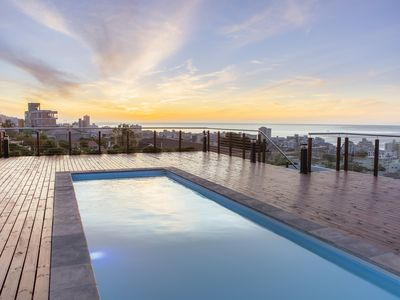 Photo for 500ft New Built Views Pool Serviced Apt Sea Point | Elements on Main