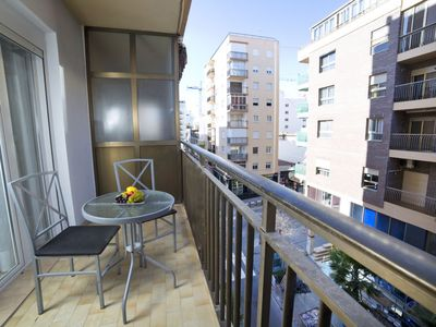 Photo for Apartment Pondarosa in Calpe/Calp - 4 persons, 1 bedrooms